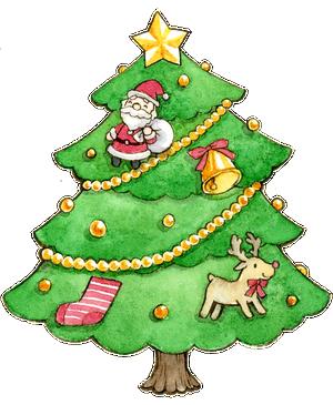 ☆手形のクリスマスオーナメント作りに参加☆川崎駅近こども英会話スクール